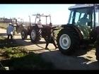 Erkunt 2 Tane Traktöre Karşı - Tarım Günlükleri