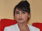 Rani Mukherjee At The Trailer Launch Of Mardaani