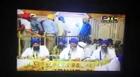 Granths Stands Up After Badals Walk Inside Sri Harmandir Sahib