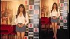 Bipasha Basu Hot Upskirt Flaunts Sexy Legs