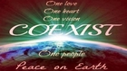 ( Coexist ft Imagine ) - One Love, Heart, Vision, One People! -T YOLO - HD