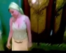 Arabic Female Belly Dance At Home (HD)