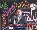 Zakir Najam ul Hassan notak majlis 8 muharam 2014 Ashra Shareefabad jhang