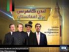 Dunya news-London: Afghanistan conference to start today