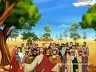 Jesus Christs Life Story  Christian Animated Cartoon Movie