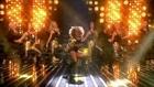 Fleur East sings Bruno Mars & Mark Ronson's Uptown Funk - Live Semi-Final - The X Factor UK 2014