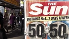 The Sun Says So Long to 'Page 3' Pin Ups