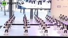 Veja a dança sincronizada dos robôs japoneses