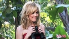 Leslie Bibb June/July VIVA Magazine photoshoot