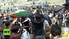 Afghanistan: Funeral held for woman beaten and burned to death