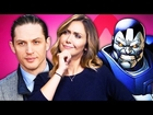 Which SUPERVILLAIN will Tom Hardy play next? (Nerdist News w/ Jessica Chobot)